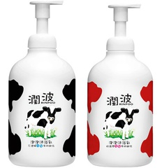 [新品] 金美克能 潤波泡泡沐浴乳 牛奶泡泡沐浴乳新上市
