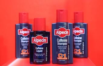 [新品] Alpecin咖啡因洗髮露&頭髮液,德國銷售No.1男士護髮品牌強勢登台