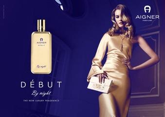 [新品] AIGNER艾格納「DEBUT by Night 邂逅之夜女性淡香精」那一夜,邂逅她的優雅氣質與神祕