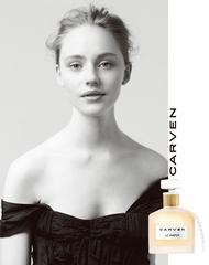 [新品] CARVEN同名女性淡香精,散發極致的女性魅力,傳遞魂牽夢縈