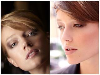 """[新品] GIORGIO ARMANI SPRING 2010 Nude Contrasts 這一季是關於裸淨色感的光和影 : """"Camera Obscura""""…."""
