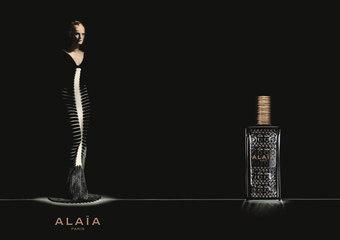 ALAIA「絕色女伶淡香精」在時間和空間之中雋永流轉,撒了個時間的謊