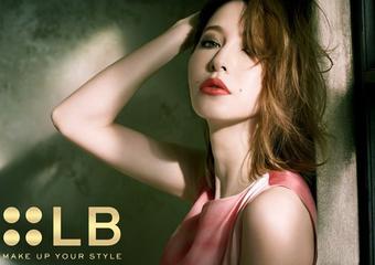 LB「水感/閃耀寶石唇膏」超模LENA絕美代言,招牌性感噘唇一抹即現