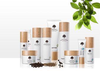 rooTree如萃 來自韓國濟州島有機土壤孕育的純淨天然, 溫和打造健康肌膚的泉源