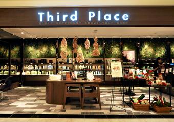 Third Place微風信義店新開幕,AVEDA跨界東京花藝職人,打造微風中盛開的靜謐花園