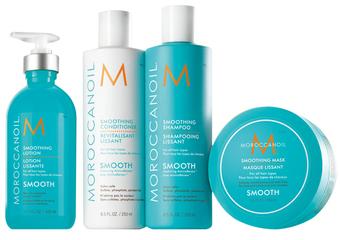 MOROCCANOIL【柔馭重建系列】創新的摩洛哥油配方  打造平滑、閃耀、與不可思議的柔順髮絲