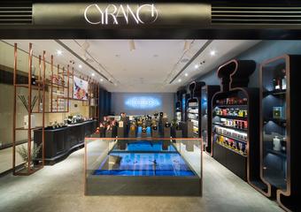 CYRANO+揮軍微風信義新館,全台首家五感香氛概念專賣店