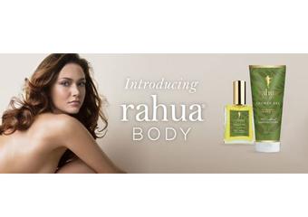 rahua - 【神奇核果美膚系列】替肌膚穿上 100%純天然絲綢
