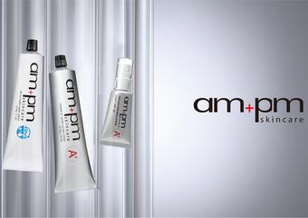 am+pm skincare - 給肌膚吃的維他命 ╳ 48小時鎖水保濕 細紋皺減、亮顏煥膚、毛孔無死角