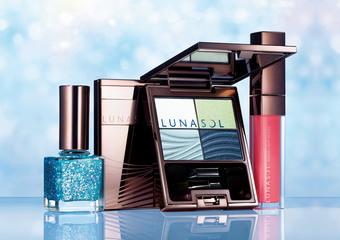 佳麗寶 - LUNASOL 延續春天的清爽透明感 沁涼與溫暖色系的結合 呈現夏日彩妝的澄淨感