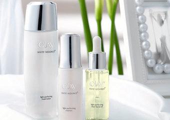 Olay - 獨家珍珠光學科技 打造「白裡透光」高顏值美肌 光塑淡斑精華、面膜精華液、美白油全新上市