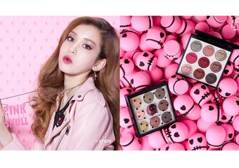 ETUDE HOUSE - 輕甜粉下的叛逆時尚【PINK SKULL系列】限量上市