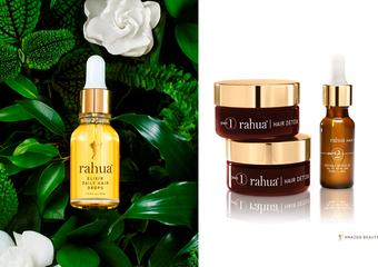 rahua - 絲絲淨化、層層防禦 在家享受rahua神奇核果的淨化重生洗禮