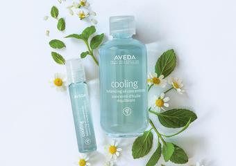 AVEDA - 呼吸一抹沁涼純香「藍色紓壓純香菁」3/31 全新升級 暢快上市