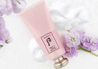 后 - 用輕柔的山茶花,帶來最清爽的呵護!「拱辰享山茶花保濕潔膚蜜」 6月上市