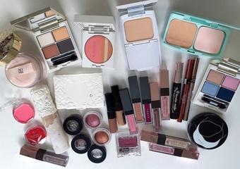 [Try Beauty Bar] @cosme store 試妝第二彈!台日女生化妝包必備品!