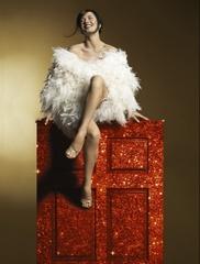 [聖誕]2008伊麗莎白雅頓 經典紅門聖誕限量版 摩登奢華上市