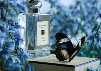 JO MALONE -  藍風鈴 彩蝶限量包裝 10月全台限量上市