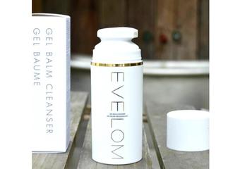 EVE LOM  - 卸妝天后 革命新品首創 植萃卸妝凝霜 快速卸淨全臉彩妝 立即還原潤澤水光肌
