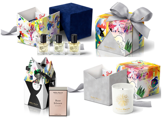MILLER HARRIS  - 當代英倫藝術香氛品牌 x 時尚插畫家Julie Verhoeven聯名合作聖誕系列