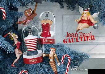 Jean Paul Gaultier  - 2017耶誕限定版對香 12 月限量上市
