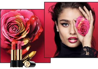 蘭蔻 -「絕對完美唇膏」2018年春 襲捲亞洲大勢新色: #RLBB玫瑰色 #西柚色 完美訂製我的獨一無二