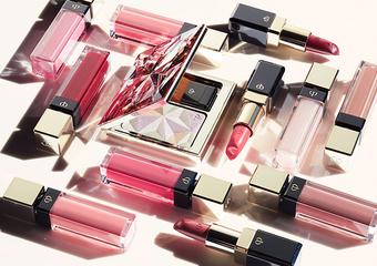 肌膚之鑰 - 今夜 美麗之門即將開啟「奢華豔光唇晶蜜」嶄新光采 晶艷登場