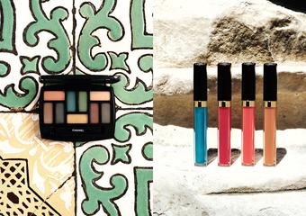 香奈兒 - 2018春季限量彩妝 那不勒斯新城 繽紛色彩烘托壯麗之城 展現古典現代兼具的萬種風情