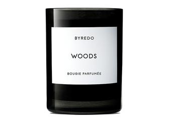 BYREDO -「漫步林間香氛蠟燭」重回大地溫暖氣息的記憶