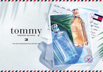Tommy Hilfiger - 2018【春天物語限定版系列】浪漫上市
