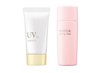 media媚點 - 持粧控油新品「持效控油粧前乳、防曬粧前水凝乳」2018年3月新上市