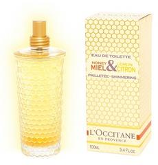 [限量]L'Occitane情人節限量特調 2009蜂蜜檸檬系列