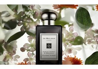 Jo Malone -「茉莉與金盞花芳醇古龍水」新香4月上市