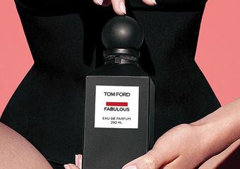 TOM FORD - 2018全球萬眾追捧話題香氛「私人調香系列FABULOUS香水」一種TOM FORD態度,叫做 FABULOUS 亞洲首賣 只在台北
