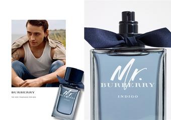 BURBERRY - 全新香氛「Mr. BURBERRY湛藍時光男性淡香水」4/27 正式上市