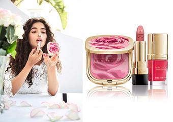 Dolce&Gabbana - 5/7- 5/13恬蜜花園快閃店 限量春季彩妝只在快閃店獨家販售