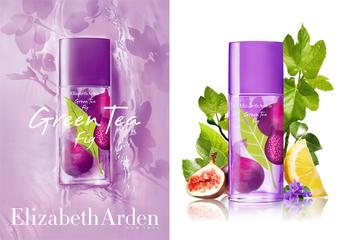 伊麗莎白雅頓 - 香水也瘋紫外光 ! 年度限量「綠茶無花果香水」每個女孩一生中一定要收下的香味