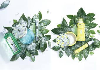 歐舒丹 - 【冰沁馬鞭草限量系列】、【果漾馬鞭草限量系列】 6月21日新品上市