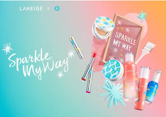 LANEIGE - Sparkle My Way 閃耀ME光芒