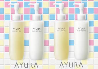 AYURA - 溫和配方卻能徹底潔淨 敏感性肌膚也能使用的零負擔設計【溫和卸粧系列】新登場