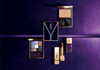 YSL - 讓人永遠記得的美麗顏色 2018限量秋妝 闇紫誘惑