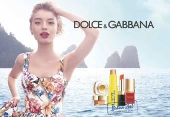 Dolce&Gabbana - 8/13 – 8/19快閃派對 限量熱情仲夏彩妝  獨家台北SOGO忠孝館3F販售