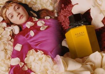 Gucci - 呈獻全新「華麗梔子花女性淡香水」彩豔限量版香氛 9/1 正式上市
