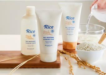 SKINFOOD - 用米 餵養妳的肌膚【純米亮白系列】薪上市