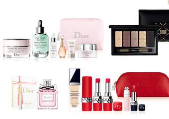 [2018週年慶] Dior - 年度鉅獻 週年慶限定頂級花蜜系列珍藏組 J'adore與Miss Dior經典香氛限量包裝 絕美限量時尚彩盤