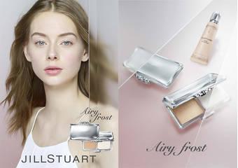 JILL STUART - New Base Makeup items 2018.09 新品上市
