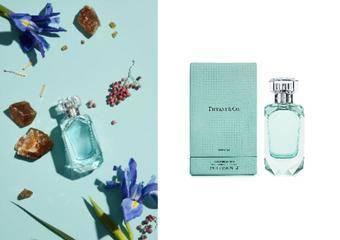 Tiffany & Co. - 華服褪去 依舊閃耀 大自然與鑽石共構出的永恆香氛 全新第二支香氛「Tiffany & Co. 同名晶鑽淡香精」