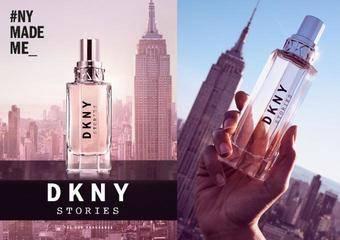 DKNY - 「紐約故事淡香精」 充滿精彩故事的香氛 帶給妳刺激、快樂、迷人的全新感官體驗