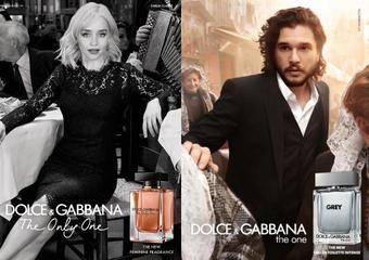 DOLCE&GABBANA - 【The One 系列】男女對香 《冰與火之歌:權力遊戲》 詮釋不凡的義式風情
