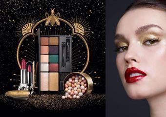 嬌蘭 - 2018聖誕系列 歡慶190週年 金燦復古奢華限量彩妝